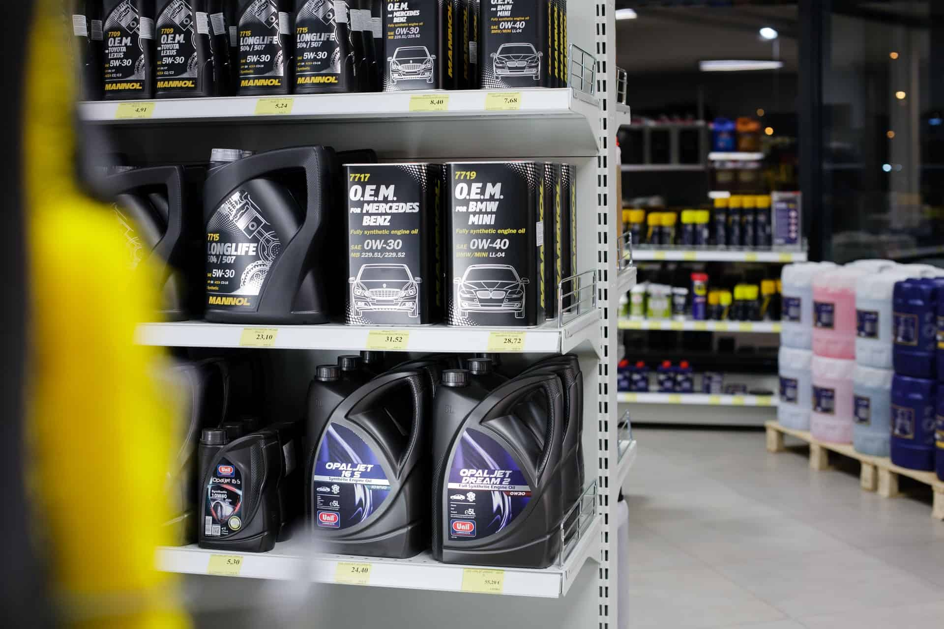 How to Choose The Best Lubricant for Your Car