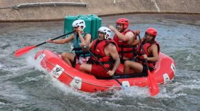 4 Reasons You Should Go White Water Rafting