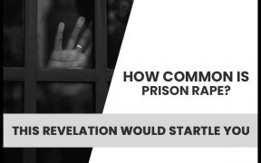 How Common Is Prison Rape