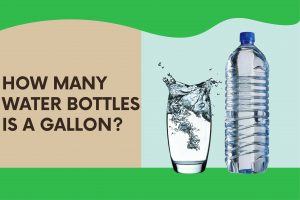 How Many Water Bottles Is A Gallon