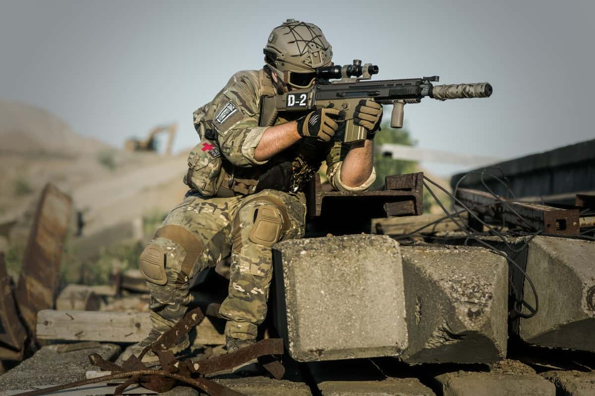 MARSOC Vs. Green Beret