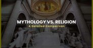 Mythology Vs. Religion