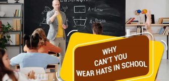 Why Can't You Wear Hats In School