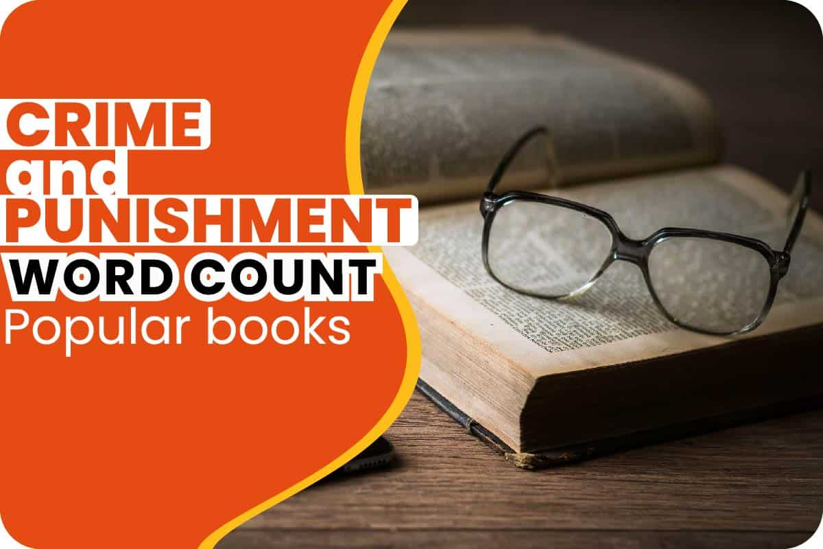 Crime and Punishment Word Count