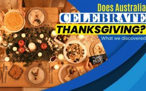 Does Australia Celebrate Thanksgiving