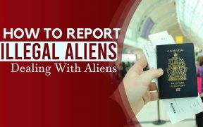 How To Report Illegal Aliens