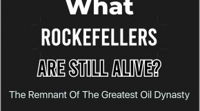 What Rockefellers Are Still Alive